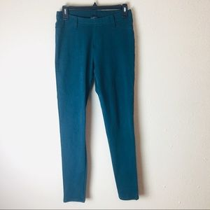 Faded Glory Dark Teal Jeggings